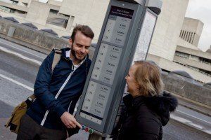 epaper_bus_stop_London_Technoframe_Visionect_EInko