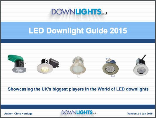 Good guide to led downlights