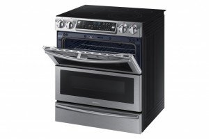 Samsung IoT cooker