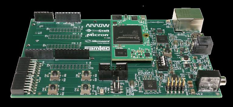 Arrow Board Gets Security From Smartfusion 2 Fpga