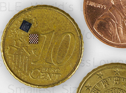 CES: Atmel's micro-power wearable platform - BLE1000