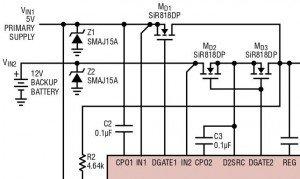 LTC4236 priority control