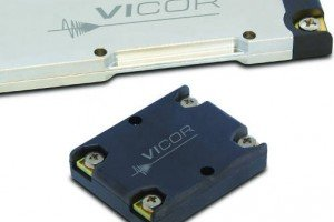 Vicor Via front end filter