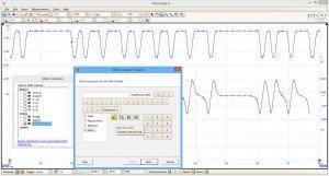 PicoScope 6.11 hi pass filter