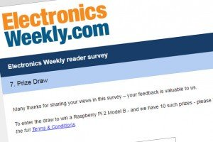EW reader survey
