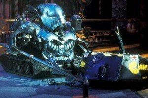 BBC robot wars robot_tank