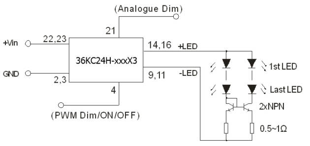 48v Led Driver Schematic Trusted Wiring Diagram