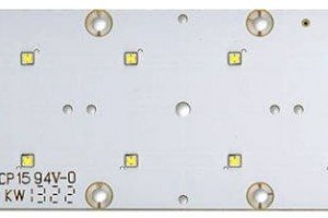 Vishay general lighting led module