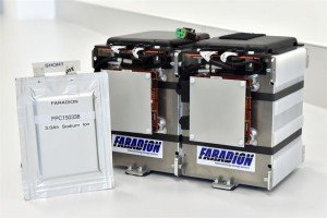 Faradion - UK firms to develop Na-ion batteries