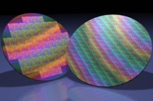 Shipments up, revenues down for wafer suppliers