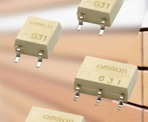 Omron G3VM mosfet opto-relays