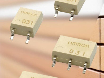 Omron G3VM mosfet relay