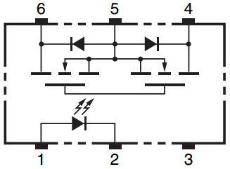 127029 moreover Experiment No further Light Dependent Resistor also Mosfet Opto Relays Switch More Than Ever 2016 02 as well 83992. on led diode data sheet