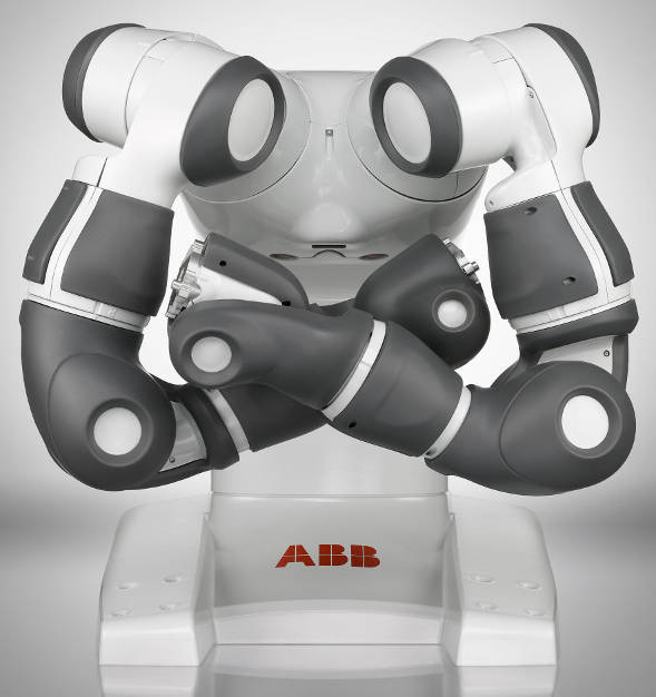 Two armed robot aimed at SMEs