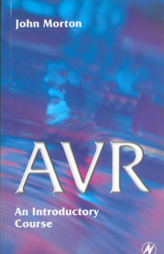 AVR programming book