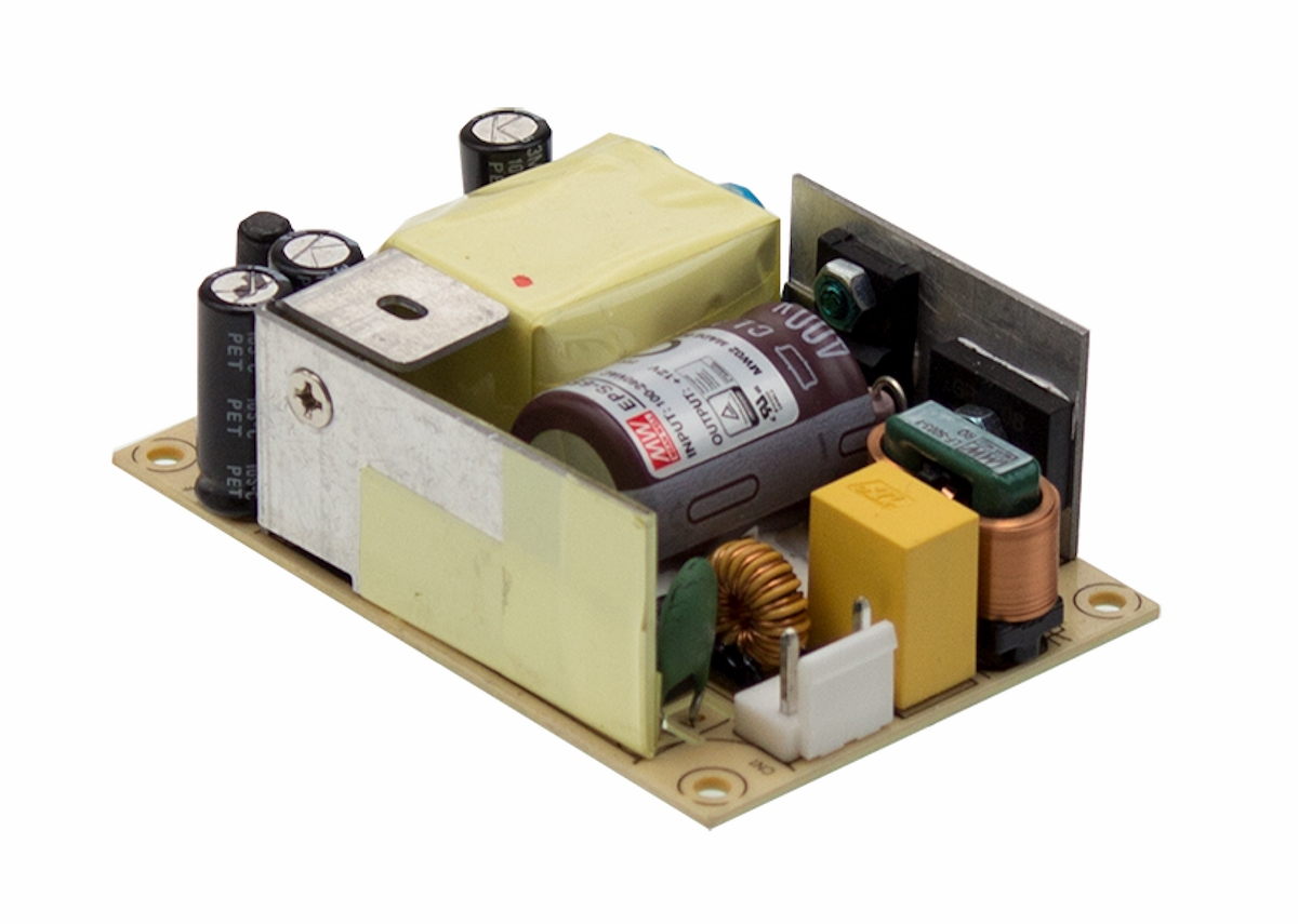 Power Supply Has Low No Load Consumption Powersupply