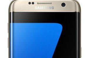 Samsung Galaxy S7 edge Gold Platinum