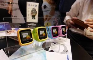 Jumpy smartwatches