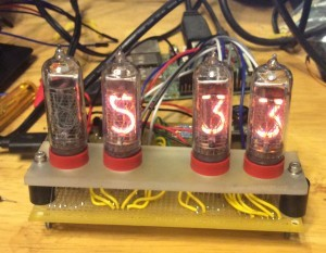 Clocking on with a Nixie Pi project