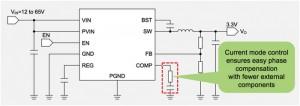 Rohm BD51180TL circuit
