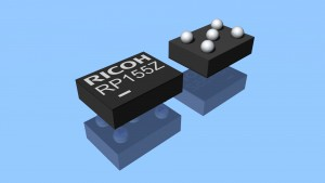 Ricoh voltage regulator has dual-voltage level output