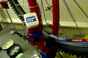 Bike power meter