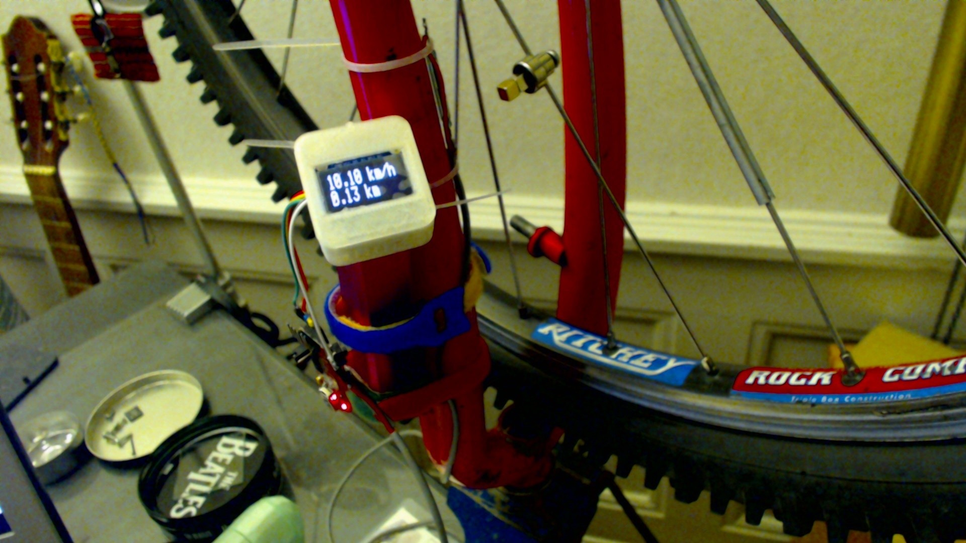 How To Build Your Own Bike Power Meter Dc Wattmeter Circuit Manufacturers In Lulusoso