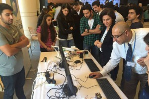 Lebanon's first Raspberry Pi schools competition