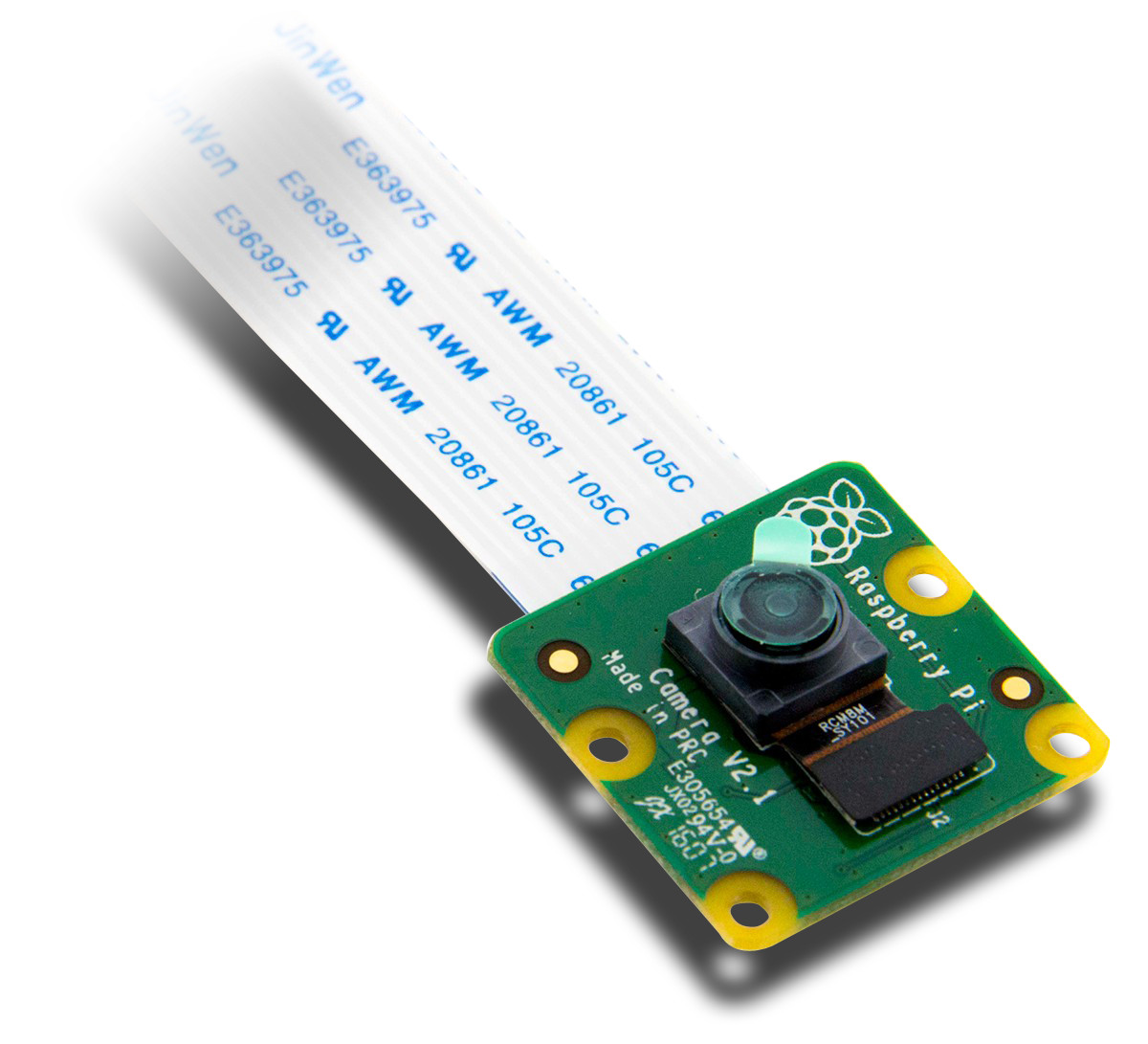 Raspberry Pi camera modules offer home security with 8-megapixel ...