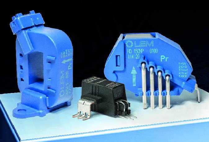 Pcim Lem Introduces Three Current Transducers