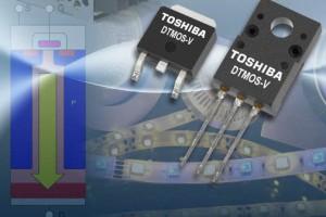 Toshiba DTMOS V mosfets