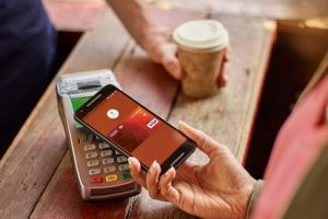 Android pay with HSBC