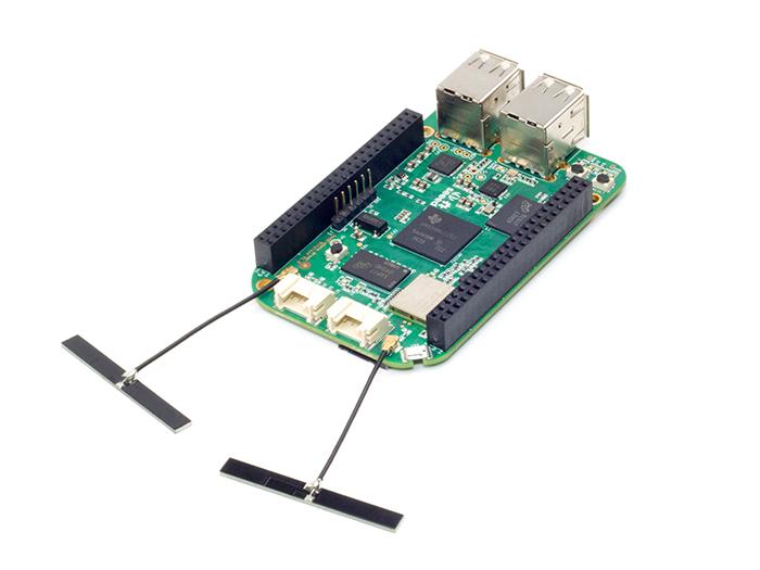 DevBoard Watch: BeagleBone Green Wireless