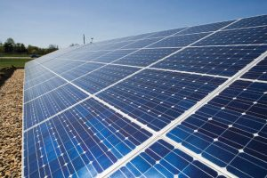Silicon photovoltaic panels