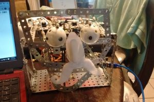 UTSA animatronics