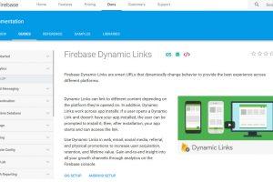 firebase-dynamic-links