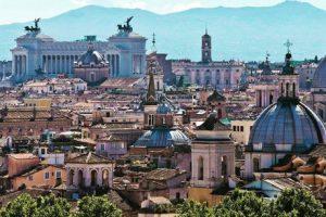 LoRaWAN brings IoT to Rome
