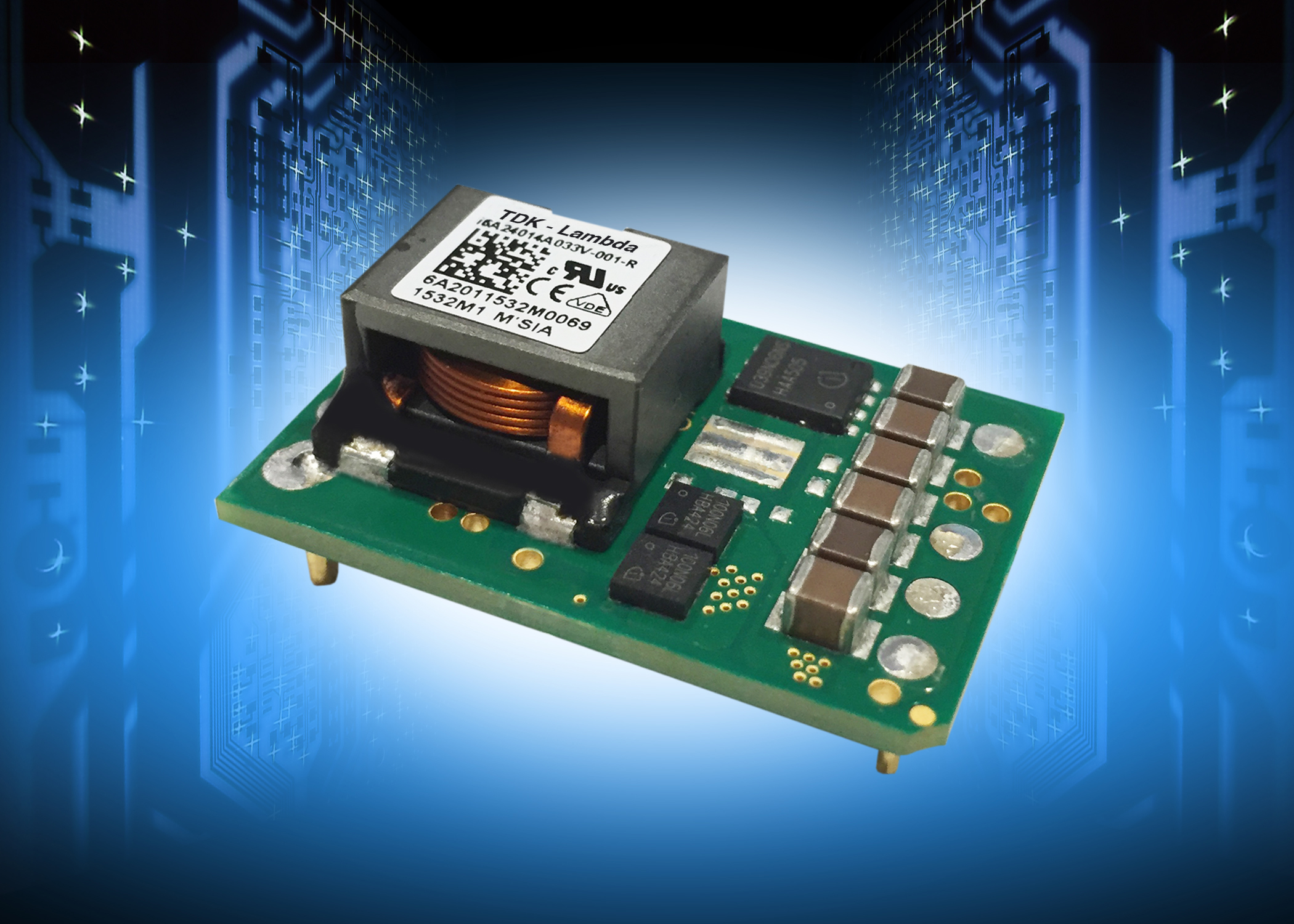 TDK adds to DC-DC converter series