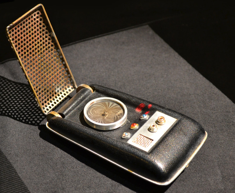 Beam us up Bluetooth! Star Trek communicator goes on sale