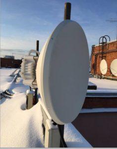 RFCom Elva1 PPC-10G snow