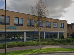 ARM HQ Cambridge