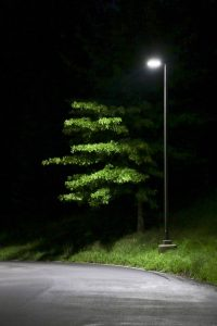 LED street light LRC