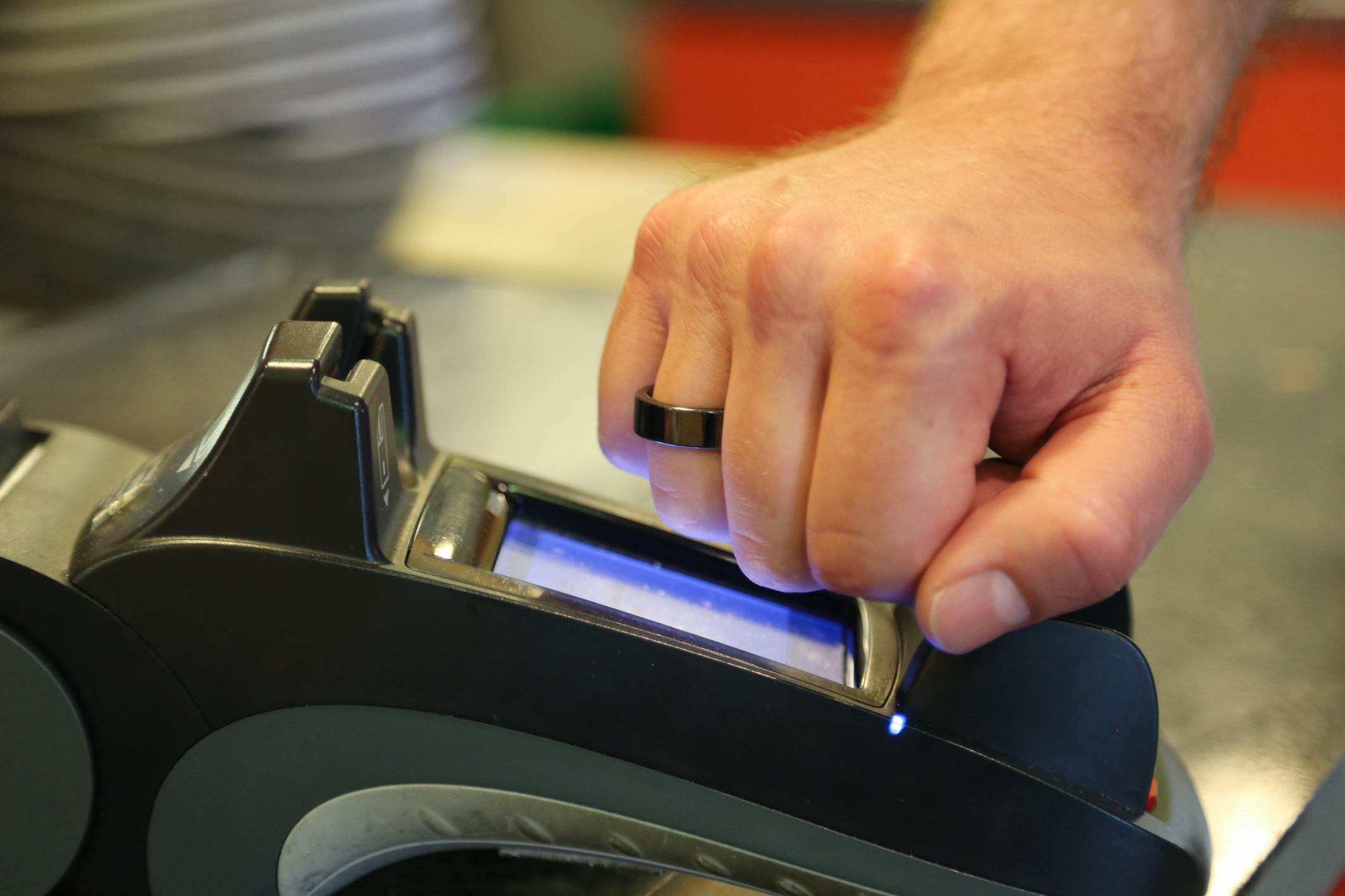 Infineon Enables Nfc Payment Ring