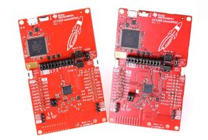 TI CC1350 dev boards - iotadda