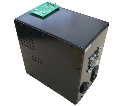 High-speed load tests PoL converters