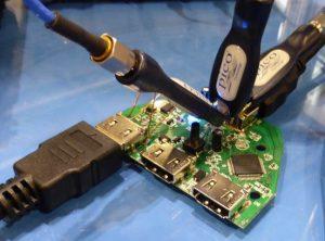 Pico Tech probe HDMI