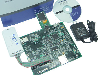 EW: Mouser signs Renesas for Synergy
