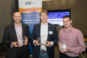 CW startup winners