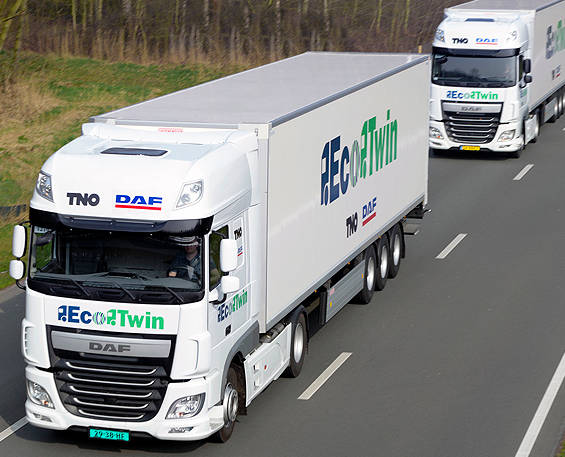 Semi-automated trucks to hit United Kingdom roads by end of 2018