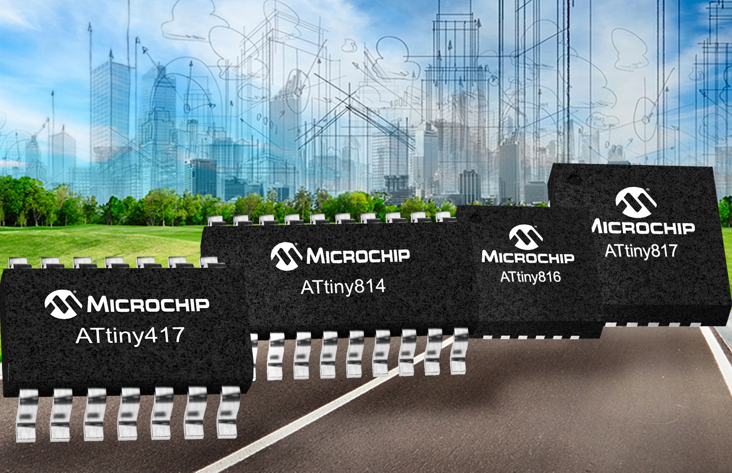 Electronica Microchip Unites Pic And Avr With 8 Bit
